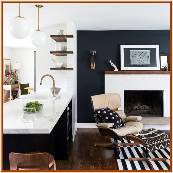 Black Wall Decor For Living Room