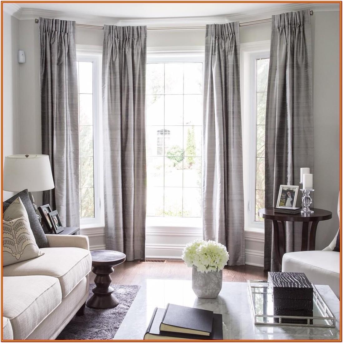 Blinds For Living Room Bay Windows