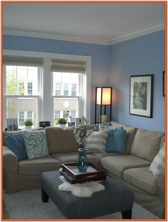 Blue Gray Light Blue Paint Colors For Living Room