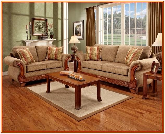 Bobs Furniture 7 Piece Living Room Set