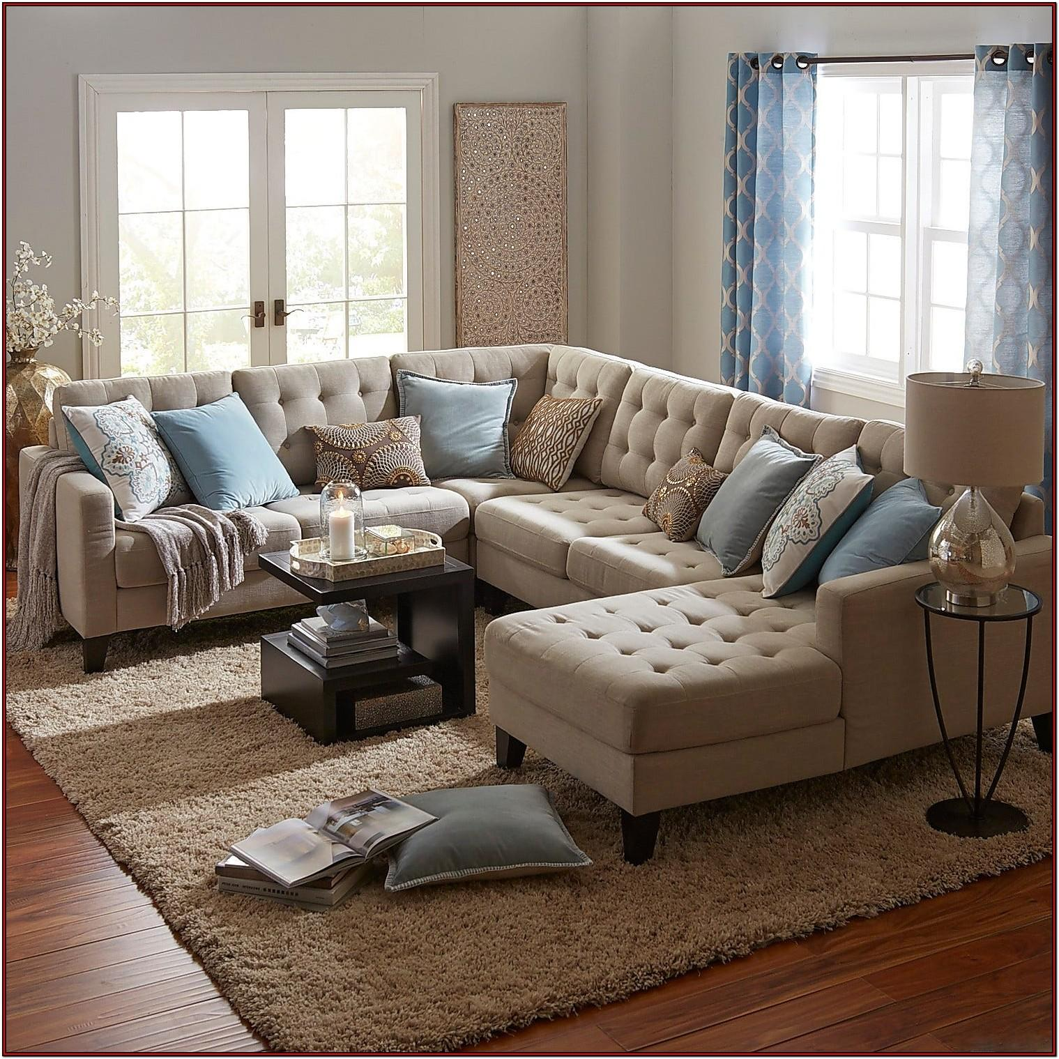 Build Your Own Living Room Sectional