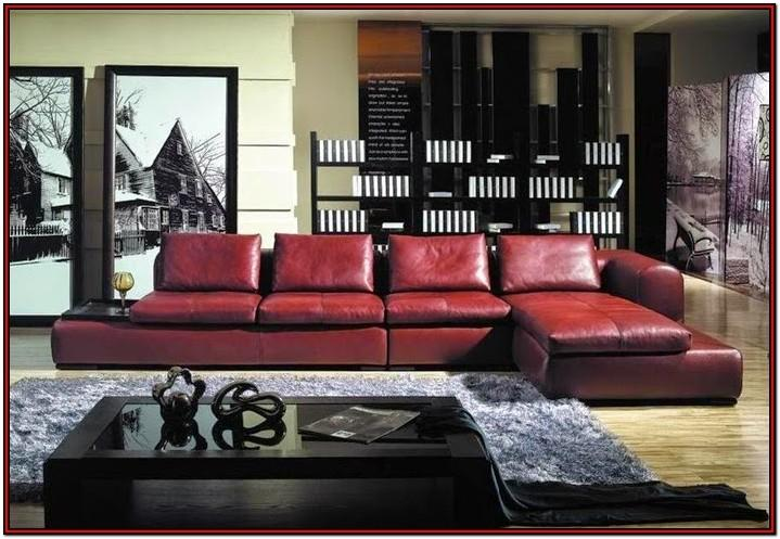 Burgundy Couch Living Room Ideas
