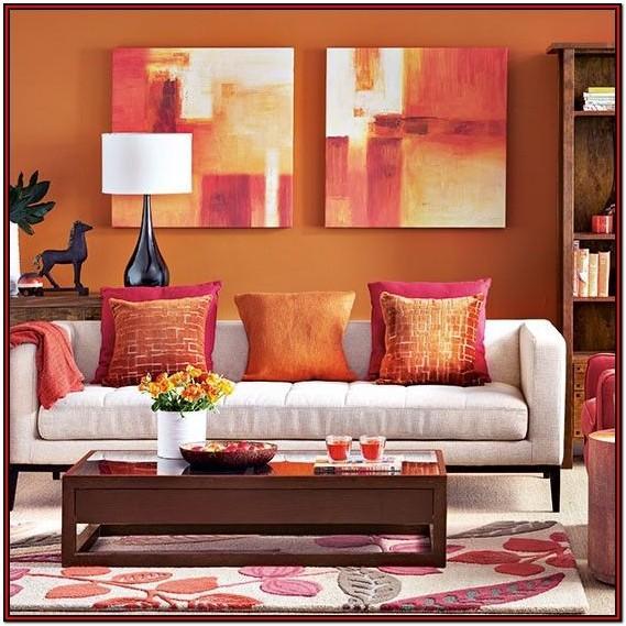 Burnt Orange Living Room Accessories Uk