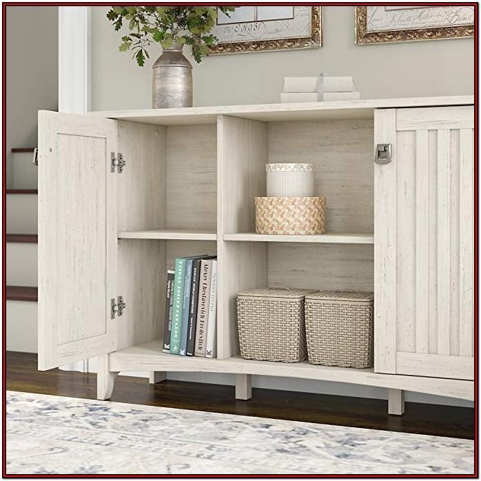 Bush Furniture Living Room Cabinets