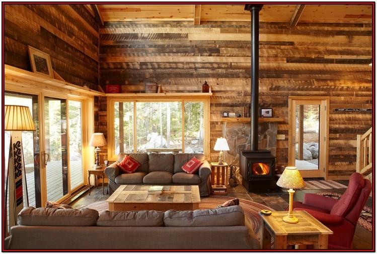 Cabin Living Room Decor Ideas