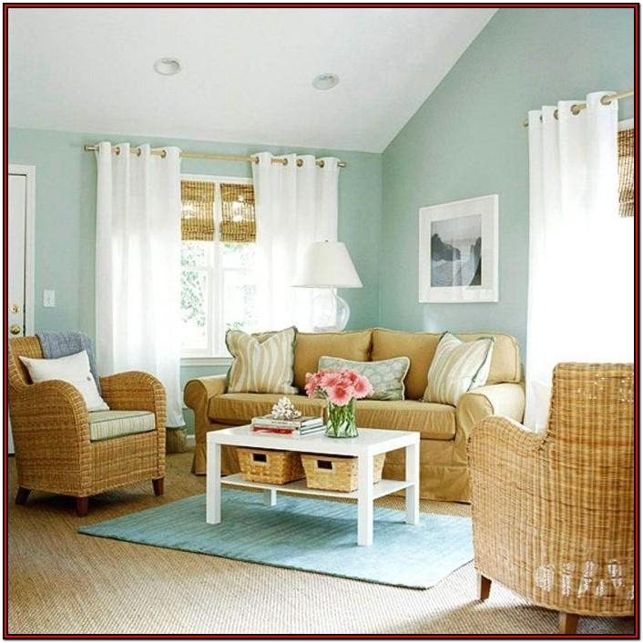 Calming Relaxing Paint Colors For Living Room