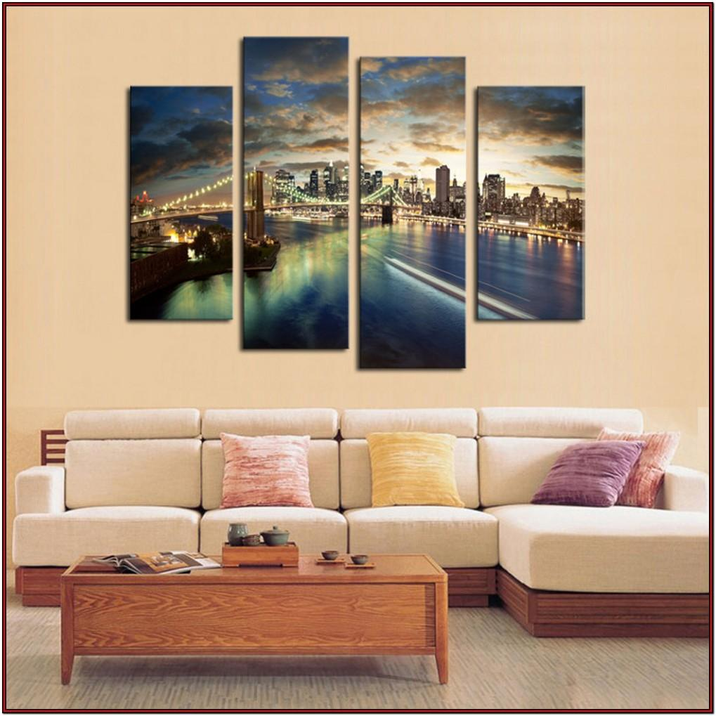 Canvas For Living Room Wall