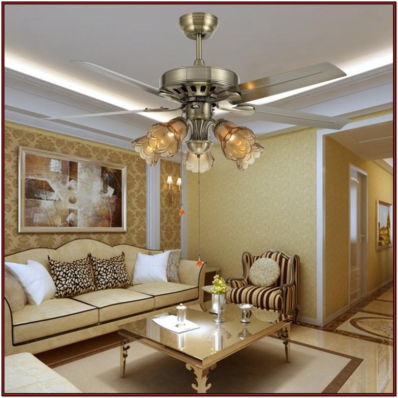 Ceiling Fan With Light For Living Room