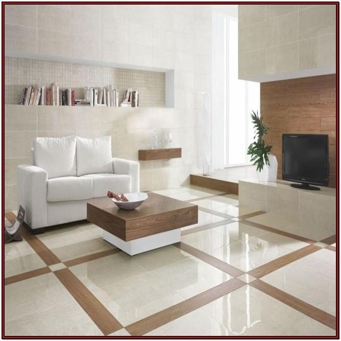 Ceramic Latest Floor Tiles Design For Living Room