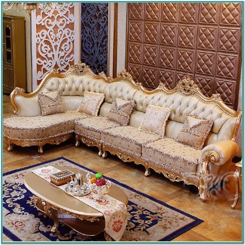 Champagne Living Room Furniture