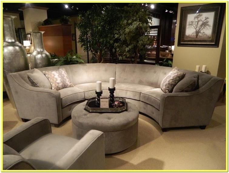 Circular Couches Living Room Furniture