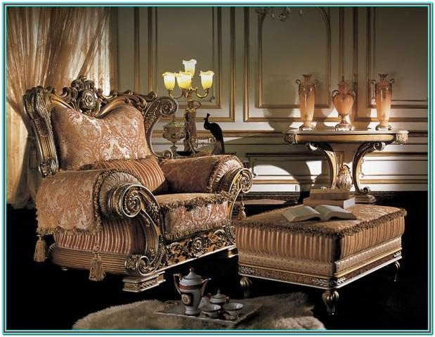 Classic Italian Furniture Living Room