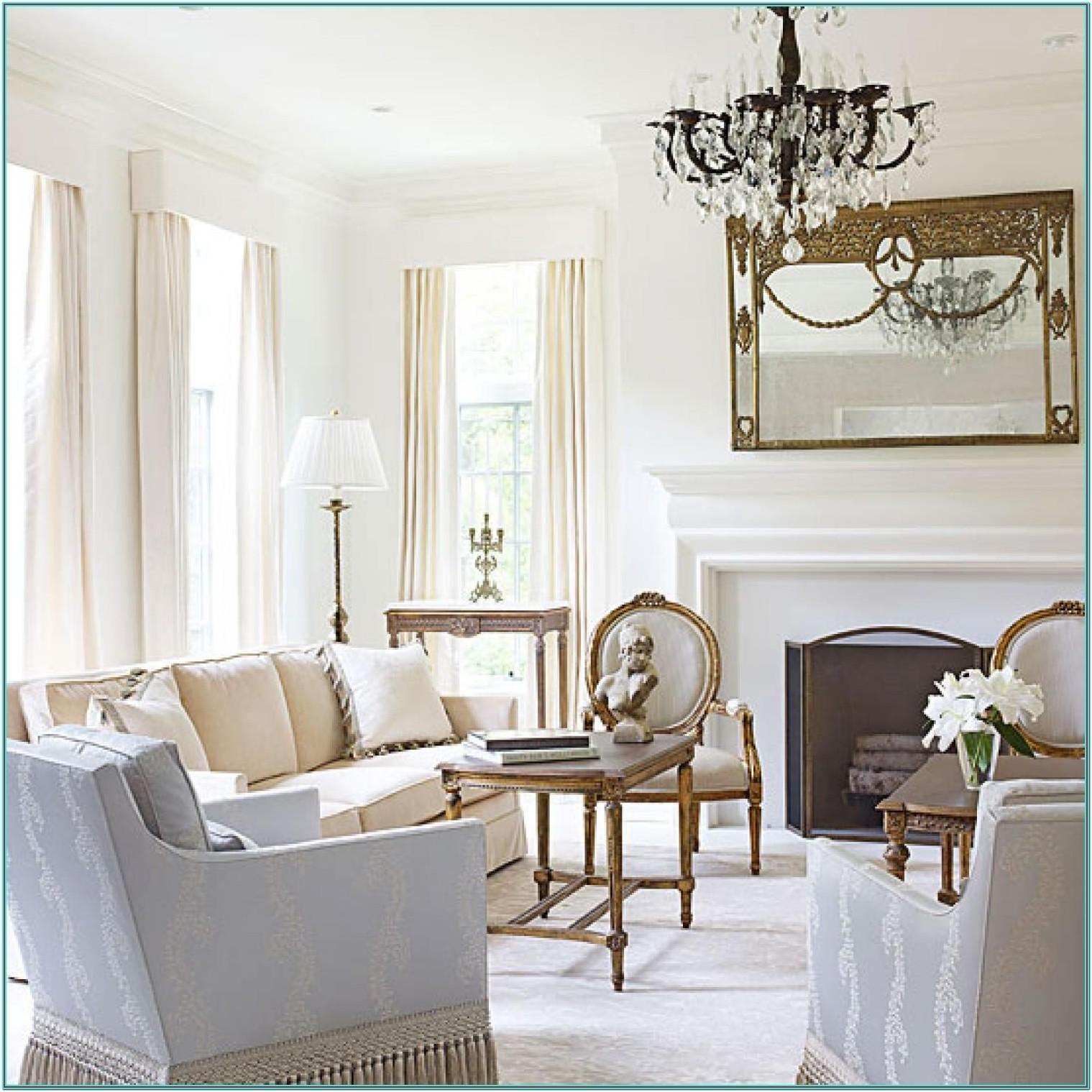 Classic Living Room Paint Colors