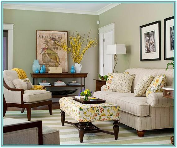 Classic Living Room Wall Colors