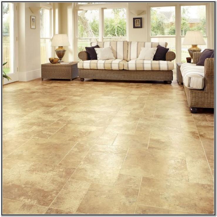 Classy Floor Tiles Design For Small Living Room
