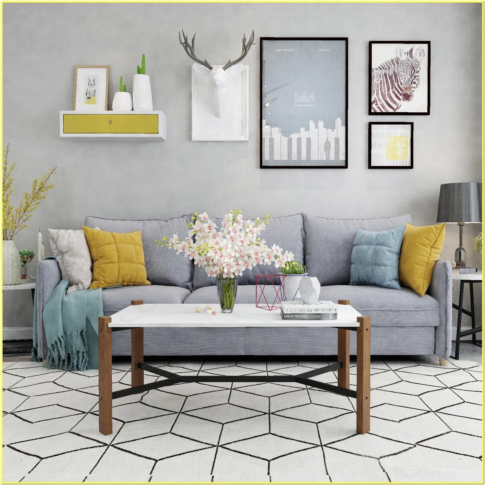 Cleaning Living Room Furniture