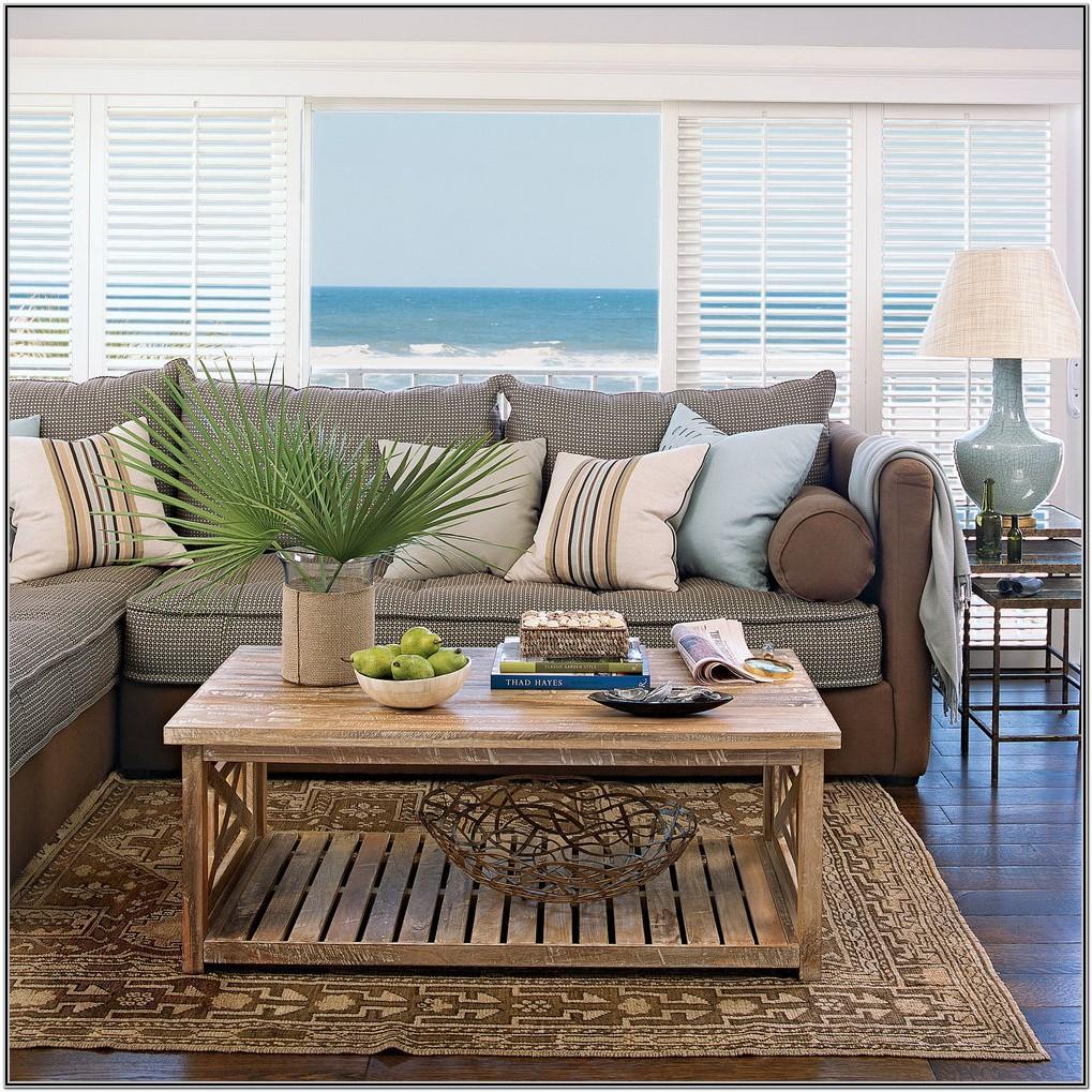 Coastal Florida Living Room Ideas