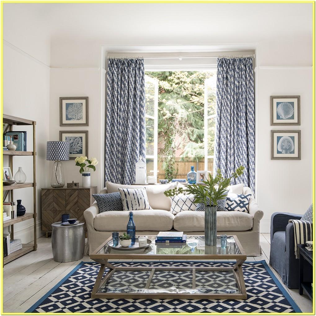 Coastal Inspired Living Room Furniture