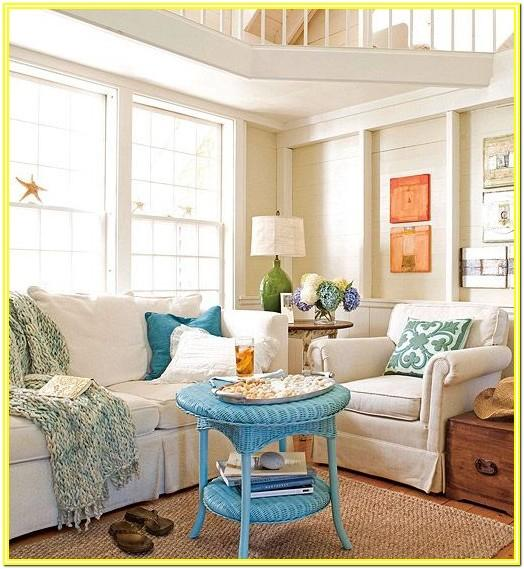 Coastal Paint Colors For Living Room