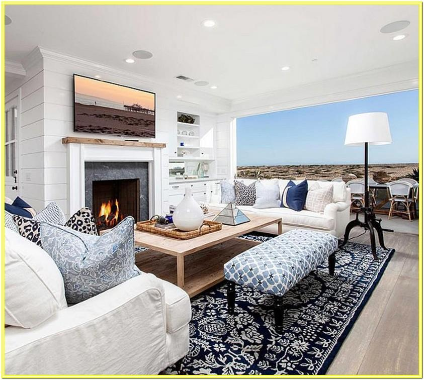 Coastal Style Living Room Furniture