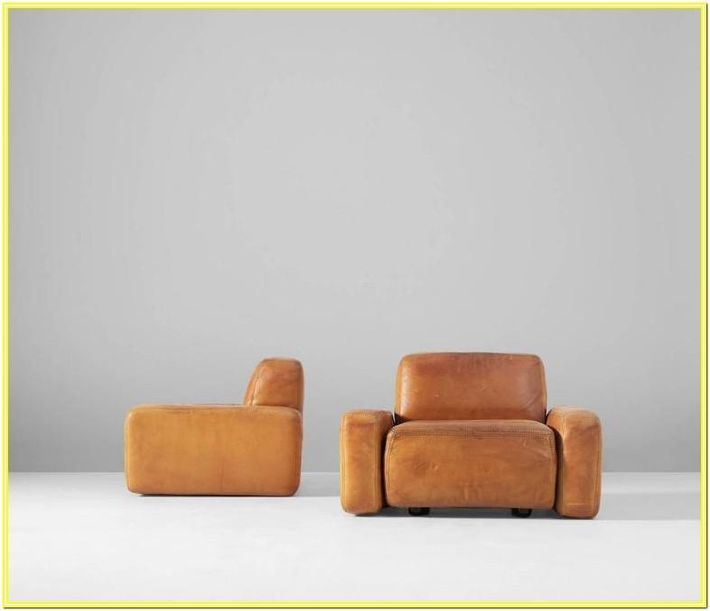 Cognac Living Room Set
