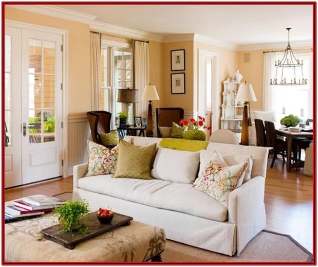 Color Palettes Warm Cozy Living Room Color Schemes