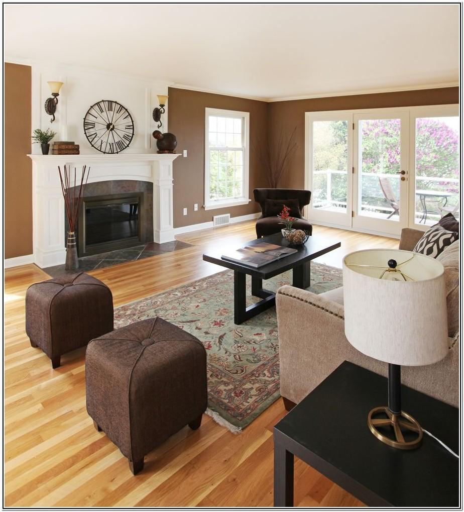 Color Schemes For Living Rooms With Dark Wood Floors