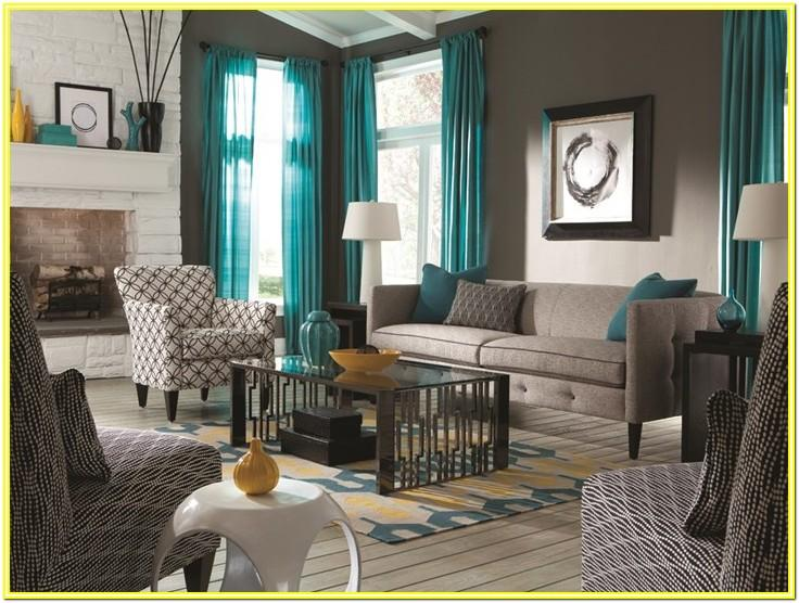 Color Theme For Small Living Room