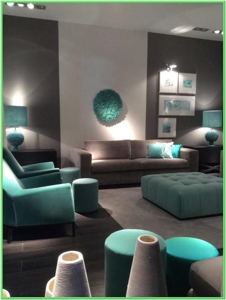 Combination Living Room Color Ideas India