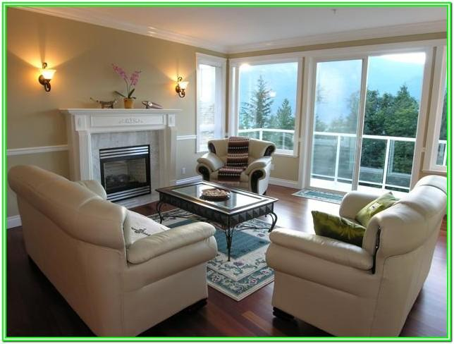 Comfortable Contemporary Living Room Ideas