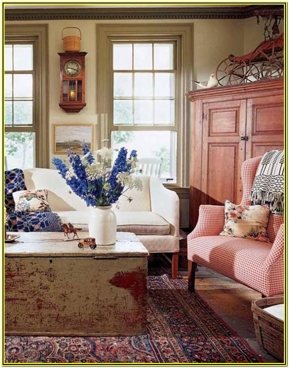 Comfy Farmhouse Living Room Chairs
