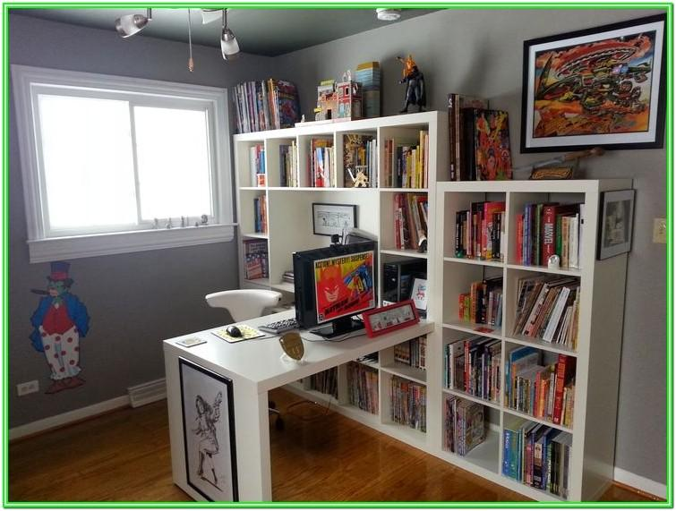 Comic Book Living Room Ideas