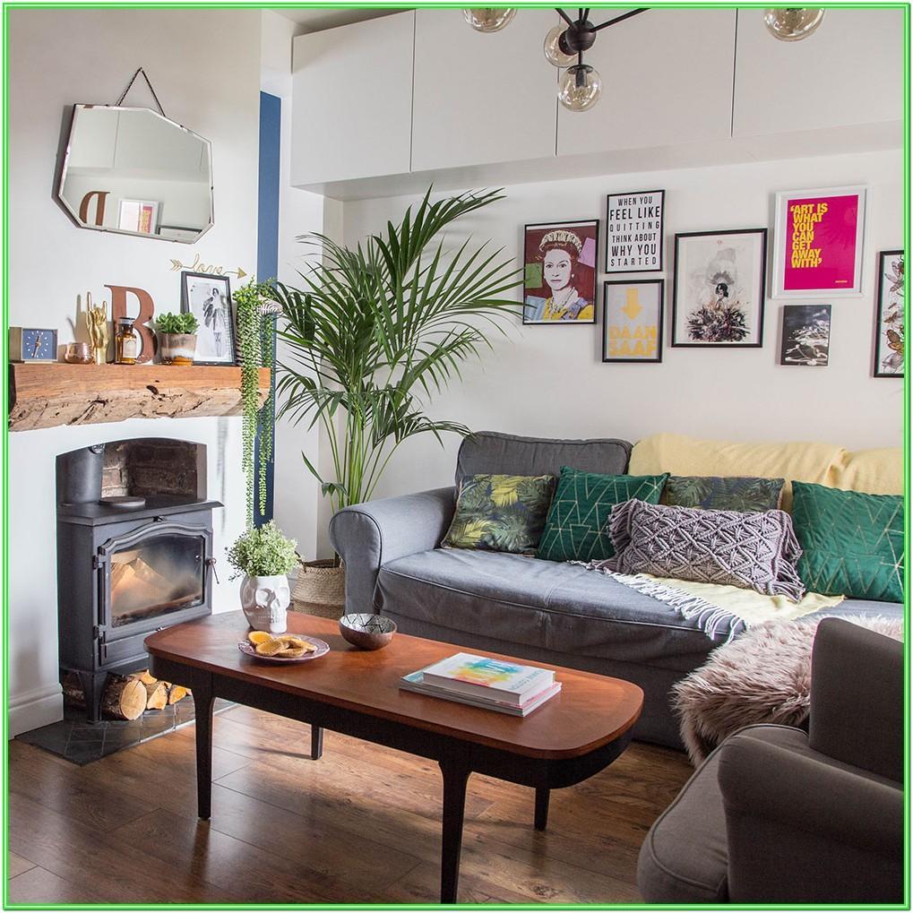 Compact Living Room Design Ideas