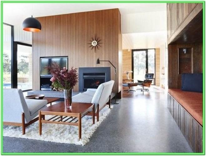 Concrete Floor In Living Room Ideas