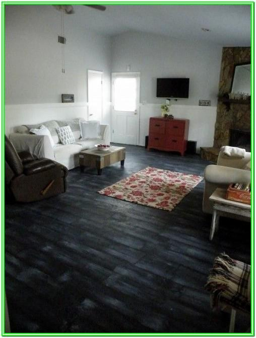 Concrete Living Room Floor Ideas