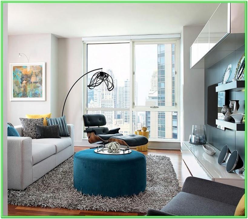 Condominium Lifestyle Living Room Furniture Ideas