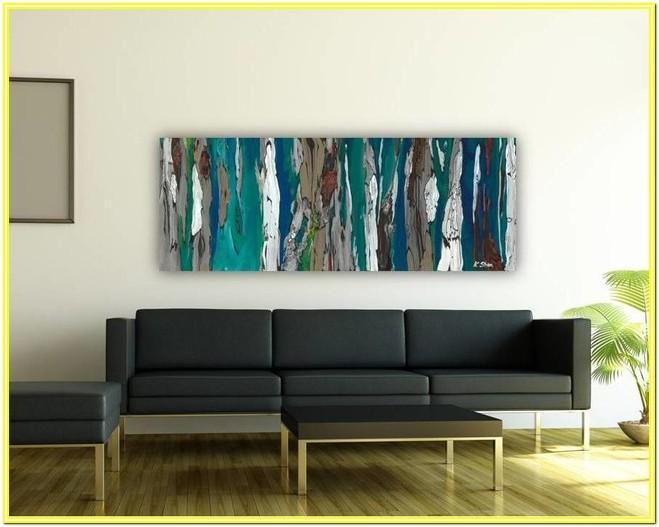 Contemporary Artwork For Living Room