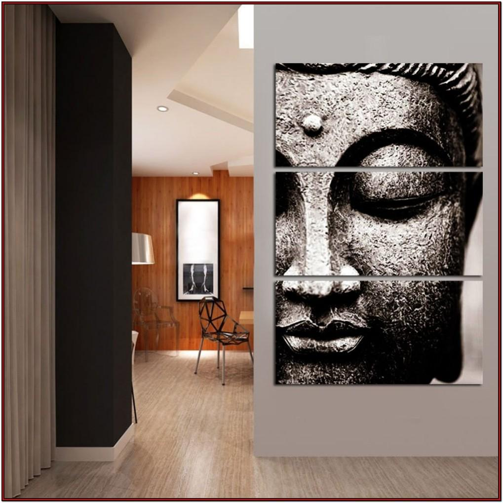 Contemporary Buddha Paintings For Living Room