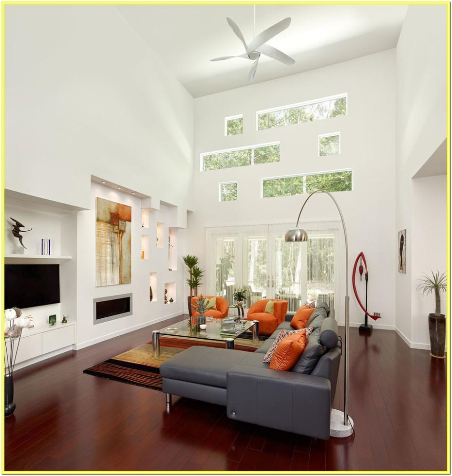 Contemporary Ceiling Fans For Living Rooms