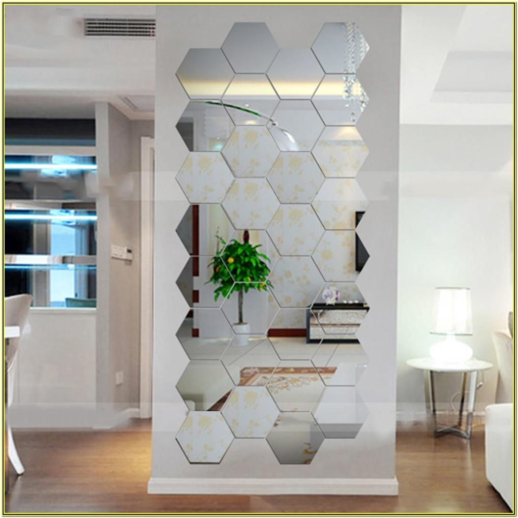 Contemporary Decorative Mirrors For Living Room