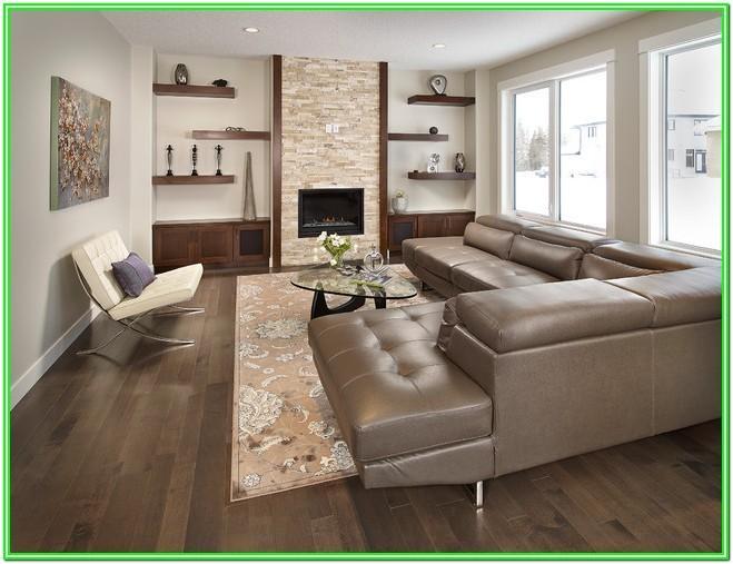 Contemporary Floating Shelves Ideas Living Room