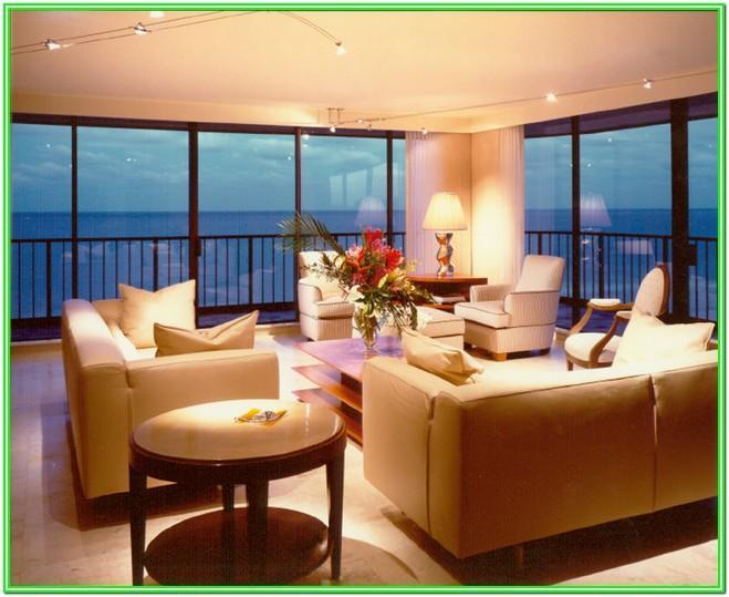 Contemporary Florida Living Room Ideas