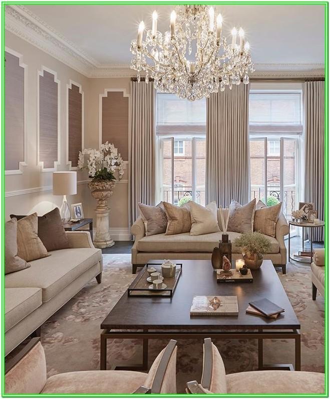 Contemporary Formal Living Room Design Ideas