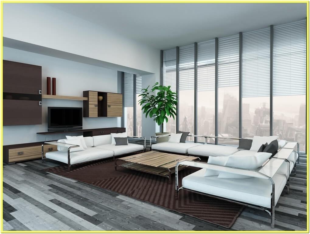Contemporary Grey Living Room Furniture