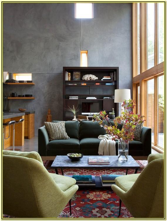 Contemporary Interior Design Ideas For Living Rooms