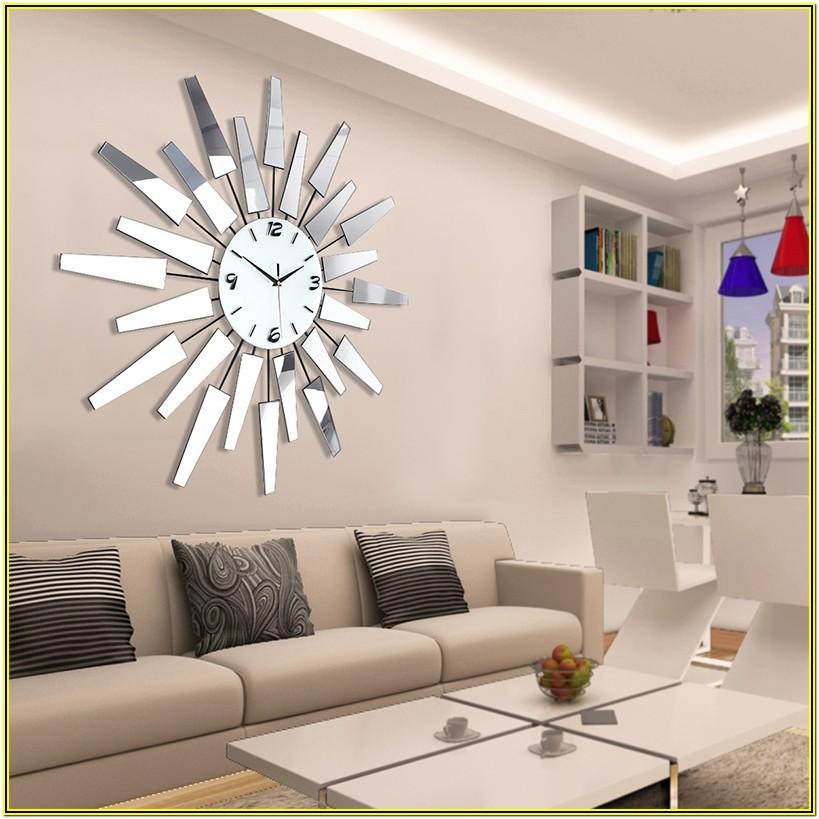 Contemporary Large Wall Decor Ideas For Living Room