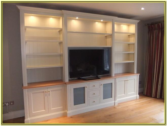 Contemporary Living Room Cabinets
