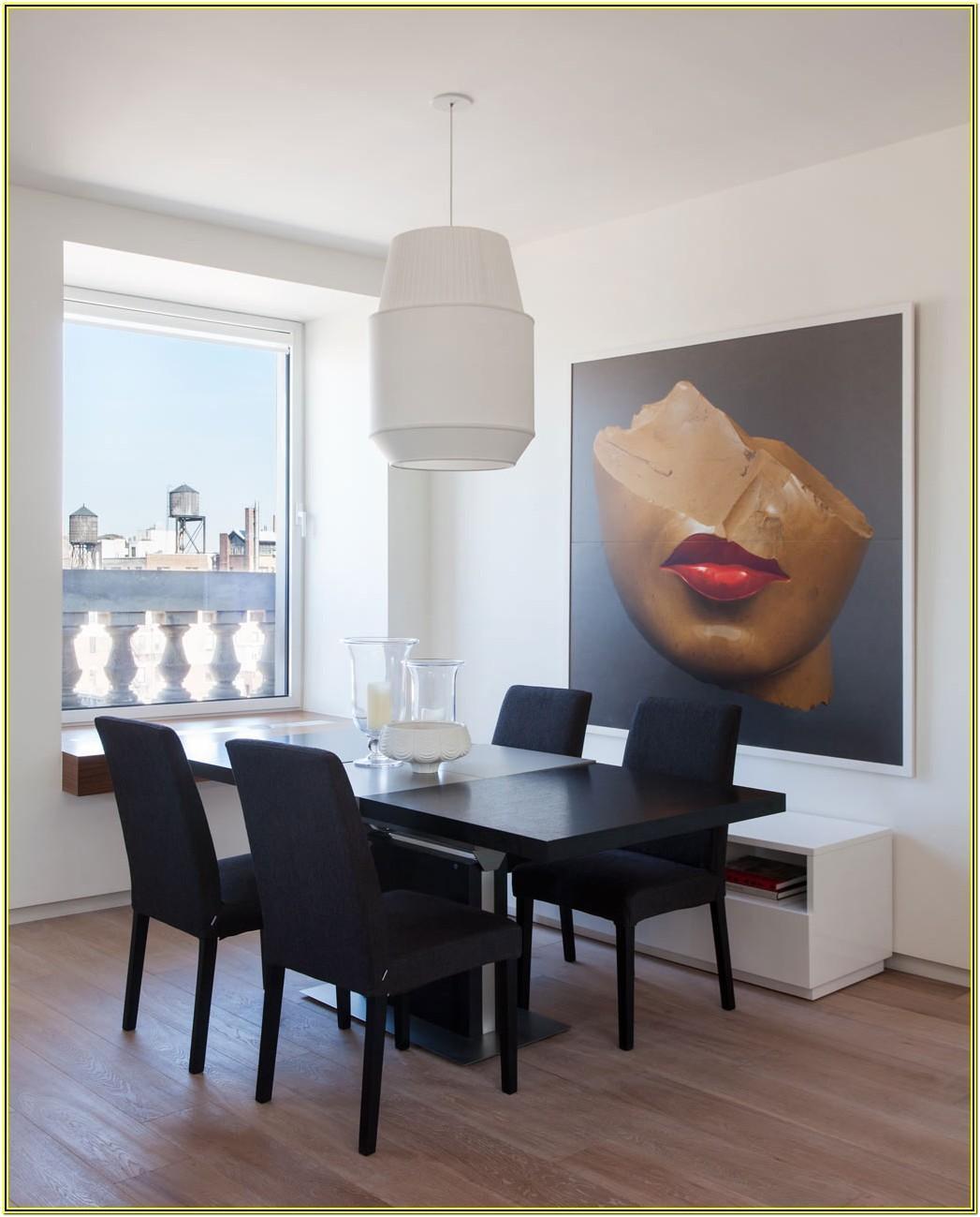 Contemporary Living Room Contemporary Wall Art Decor