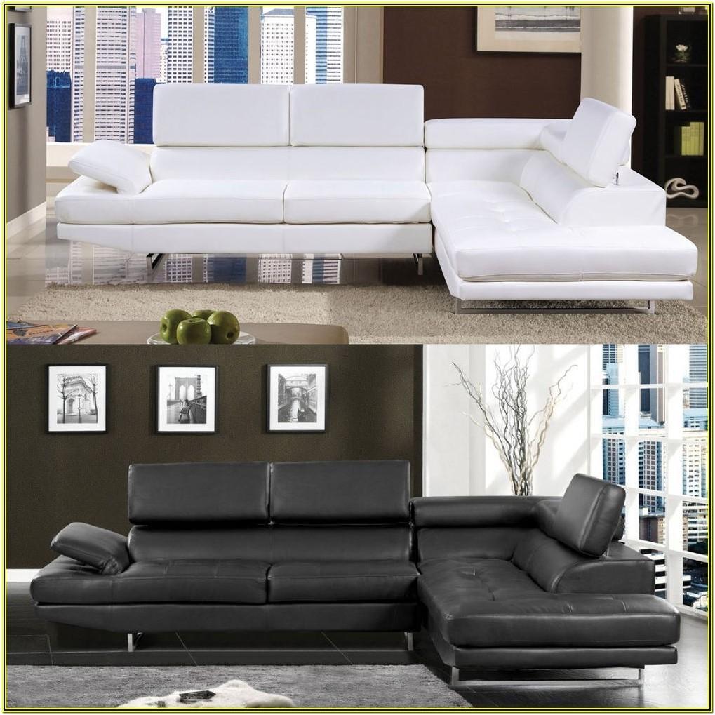 Contemporary Living Room Sectional Sofas
