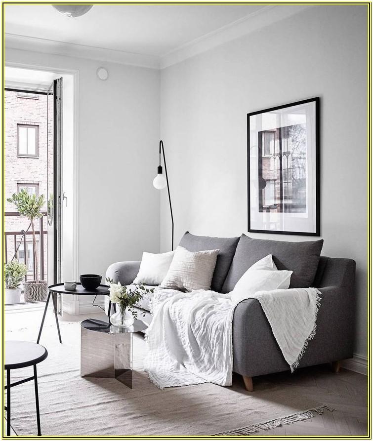 Contemporary Minimalist Living Room Decor